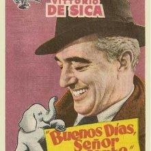 Buongiorno, elefante!: la locandina del film