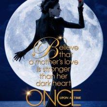 C'era una volta: Lana Parrilla in un poster promozionale della terza stagione