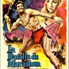 La battaglia di Maratona: la locandina del film