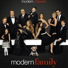Modern Family: un poster della stagione 5