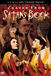 Pagine dal libro di Satana: la locandina del film
