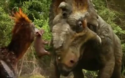 Trailer 2 - Walking with Dinosaurs