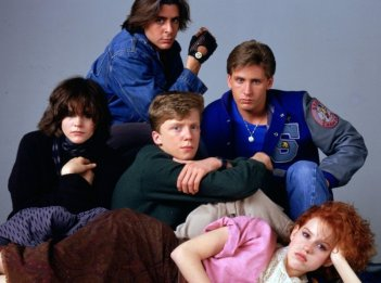 Un'immagine promozionale di The Brakfast Club