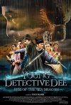 Young Detective Dee: Rise of the Sea Dragon 3D: la locandina del film