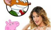 Roma Fiction Fest 2013 - un weekend con Peppa Pig e Violetta