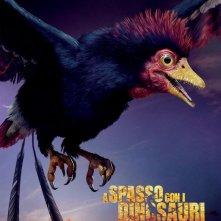 A spasso con i dinosauri: il character poster di Alex