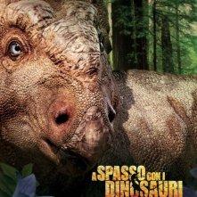 A spasso con i dinosauri: il character poster italiano di Ginepro