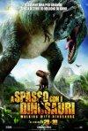 A spasso con i dinosauri: il poster italiano del film