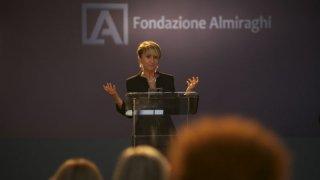 Aspirante vedovo: Luciana Littizzetto in una scena del film