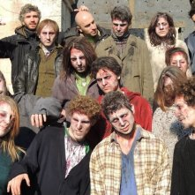 Geekerz: una foto di gruppo dal set della web-serie
