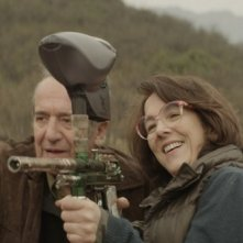 Gloria: la bravissima Paulina García in una scena del film con Sergio Hernández