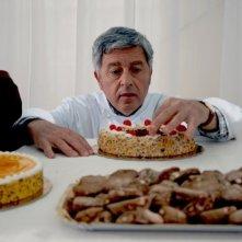 Il pasticciere: Antonio Catania in una scena del film