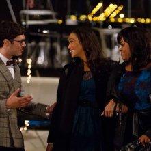 L'amore in valigia: Adam Brody, Jill Scott e Paula Patton in una scena del film