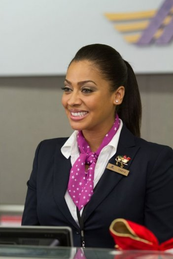 L'amore in valigia: La La Anthony in una scena del film