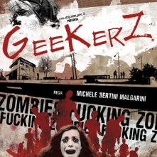 La locandina italiana di Geekerz