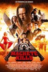 Machete Kills: il poster italiano