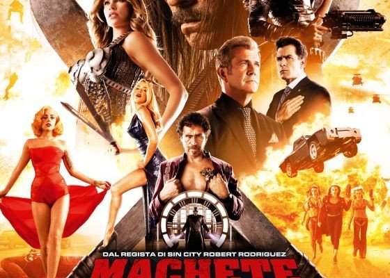 Machete ITA Trailer Film 2010 - metacafe.com