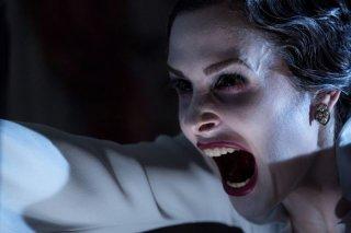 Oltre i confini del male - Insidious 2: Danielle Bisutti in una concitata scena del film