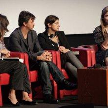 Sara Soulié al Roma Fiction Fest per presentare Nymphs - la conferenza stampa
