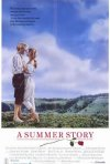 Un amore d'estate: la locandina del film