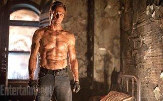 Aaron Eckhart nella prima immagine promozionale di I, Frankenstein