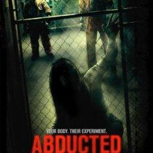 Abducted: la locandina del film