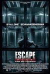 Escape Plan - Fuga dall'inferno: la locandina italiana del film