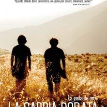 La gabbia dorata - La jaula de oro: il poster italiano