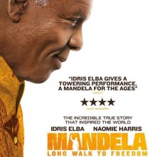 Mandela: Long Walk to Freedom :nuovo poster
