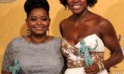 Viola Davis e Octavia Spencer nel biopic su James Brown