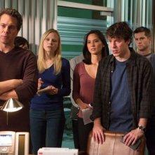 The Newsroom: una scena di gruppo della seconda stagione