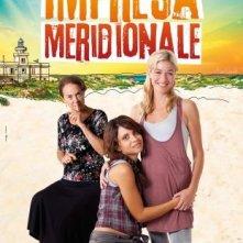 Una piccola impresa meridionale: il character poster con Mamma Stella, Rosa Maria e Valbona