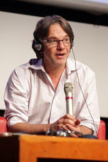 X-Files: Frank Spotnitz nel corso della sua masterclass al Roma Fiction Fest 2013