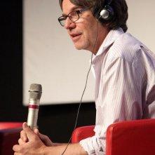 X-Files: uno scatto dalla masterclass di Frank Spotnitz al Roma Fiction Fest 2013