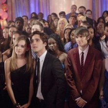 Diego Boneta, Meaghan Martin e Jennifer Stone in Mean Girls 2