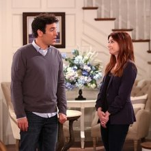 How I Met Your Mother: Josh Radnor ed Alyson Hannigan nell'episodio The Poker Game