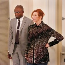 How I Met Your Mother: Wayne Brady e Frances Conroy nell'episodio The Poker Game