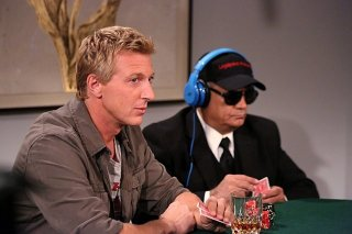How I Met Your Mother: William Zabka nell'episodio The Poker Game