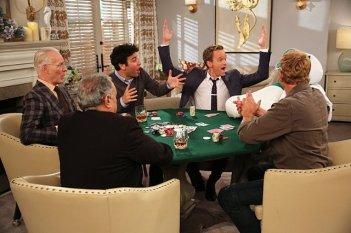 How I met Yout Mother: Josh Radnor e Neil Patrick Harris nell'episodio The Broken Code