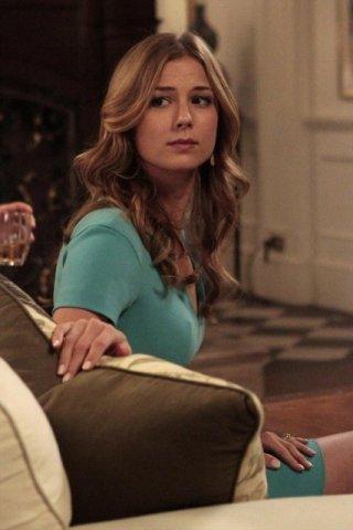 Revenge: Emily VanCamp nell'episodio Sin