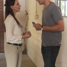 Revenge: Madeleine Stowe e Justin Hartley nell'episodio Fear