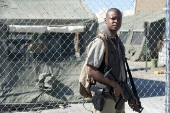 The Walking Dead: Lawrence Gilliard Jr. nell'episodio 30 Days Without an Accident
