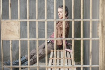 Thw Walking Dead: Melissa Suzanne nell'episodio Isolation