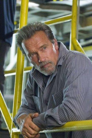 Escape Plan - Fuga dall'inferno: Arnold Schwarzenegger in una scena