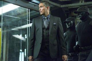Escape Plan - Fuga dall'inferno: James Caviezel in una scena
