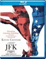 La copertina di JFK - Un caso ancora aperto (blu-ray)