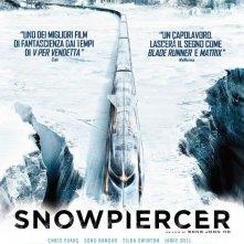 Snowpiercer: il poster italiano