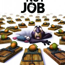 The Nut Job: la locandina