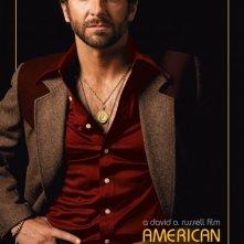 American Hustle: Character poster per Bradley Cooper