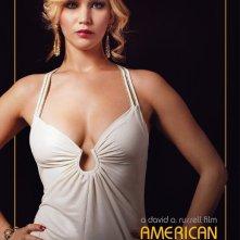 American Hustle: Character poster per Jennifer Lawrence